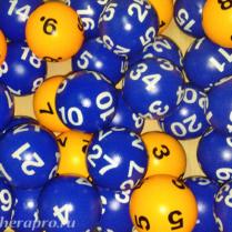 Разноцветные шарики с устойчивым покрытием, диаметр 4 см