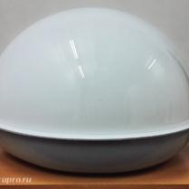 Полусфера из оргстекла, образец диаметром 80 см