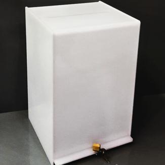 Ящик для пожертвований, голосования, сбора информации U223