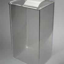 Ящик для голосования, урна U4410 из оргстекла