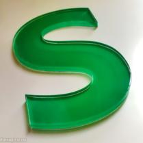 Буквы из оргстекла