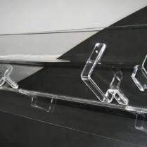 Крышка из оргстекла для печатного офсетного станка